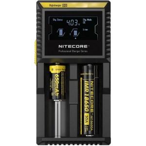 NITECORE D2 11479. Обзор зарядного устройства для двух аккумуляторов
