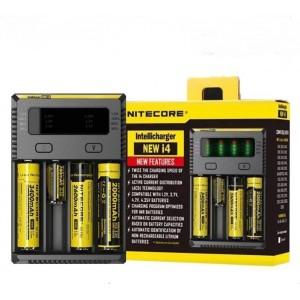 NITECORE NEW I4. Обзор зарядного устройства для разнотипных аккумуляторов