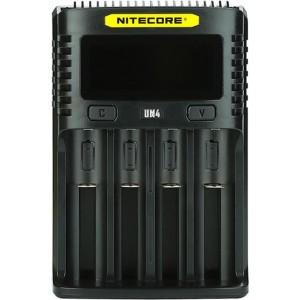 NITECORE UM4. Обзор зарядного устройства для малогабаритных аккумуляторов, которое совместимо с «Зеленой энергетикой»