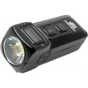 NITECORE TUP. Обзор мощного карманного фонаря с дисплеем