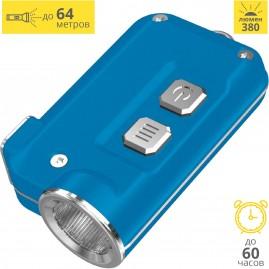 Фонарь NITECORE TINI BLUE CREE XP-G2 S3 17109