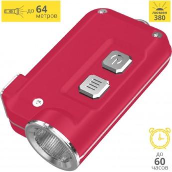 Фонарь NITECORE TINI RED CREE XP-G2 S3 17108